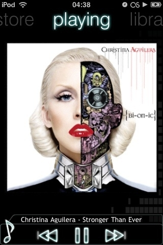 I still wonder why the poor chistina aguilera flopped, only this bonus track makes the album great #ihategaga ☚  ☹