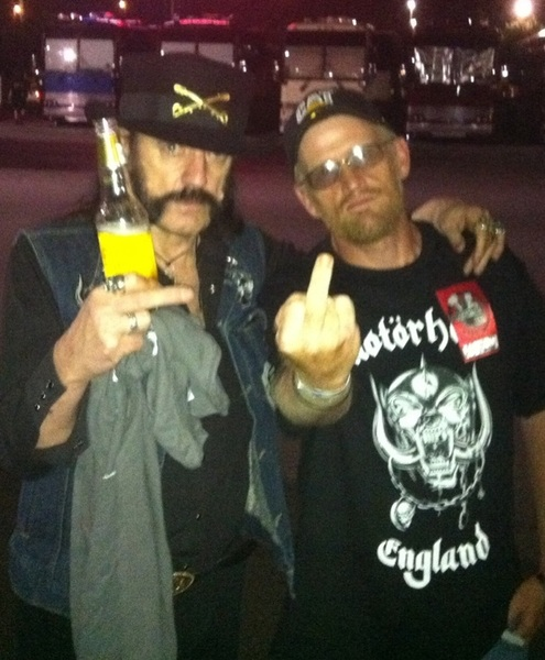 Gota a hot Date 2 night in Dallas with A Cougar lol LET THERE BE A 49% Mother Fucker 51% Son of a Bitch LEMMY!!!!