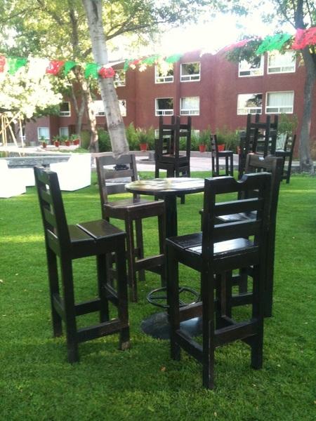 Vente a nuestra fiesta mexicana en los jardines del Hotel Real de Minas #SanMiguelDeAllende $300 de 1 a 8 pm