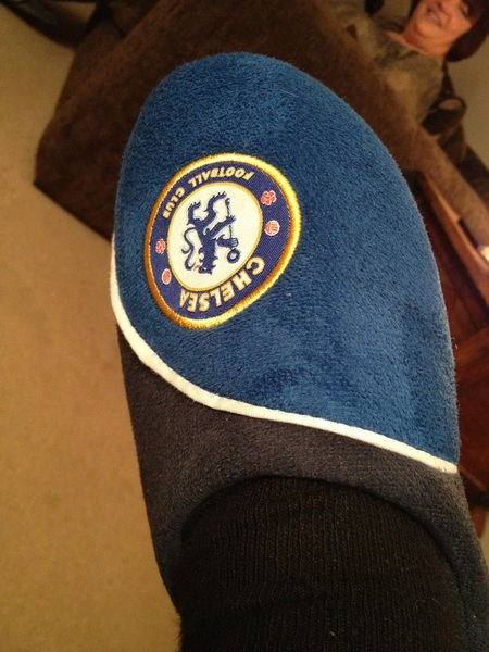 Love my Saturday present from the Braynes.  #UTC