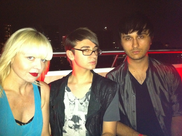 At the Carrera party with @csiriano @nycfiona @kelseyrohr @martinjmarks