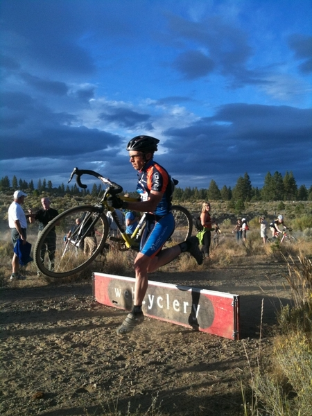 Thrilla Cross Race in Bend, OR today. #cyclocross #bike