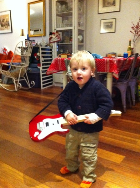 Fletcher of the day: guitar