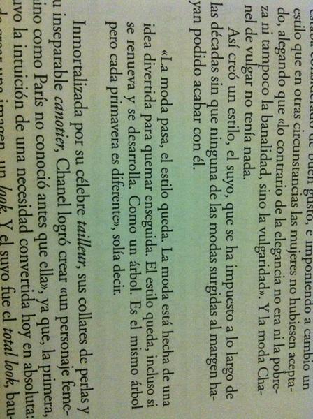 @megustalamoda Ahí va la famosa cita d @CHANEL :)