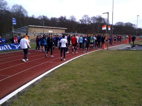 Castricum duinrun. 7.2 km, ik loop mee met de dames :-)