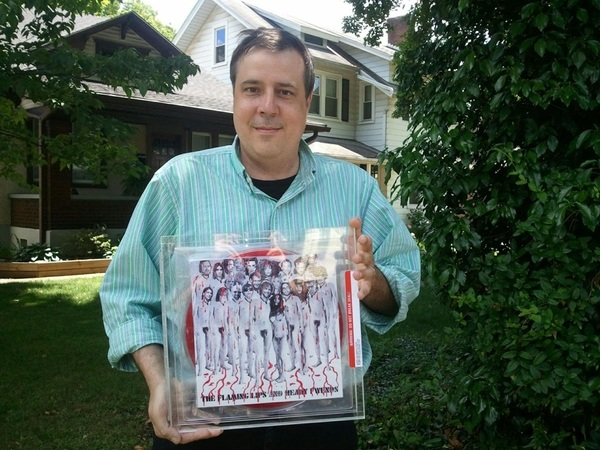 Yess!! Just delivered Blood Vinyl Heady Fwends No.8!! Thank you Chadwick Thomas in Louisville!!! Love Love Love!!