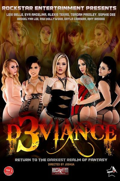 Check out the new cover for D3viance w/@msteagan @alexis_texas @lifeofeva @OMGitsLexi @sophiedee @Kayla_Carrera13