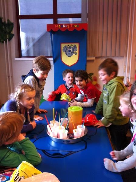 Kinderfeestje! #Björn #8jaar
