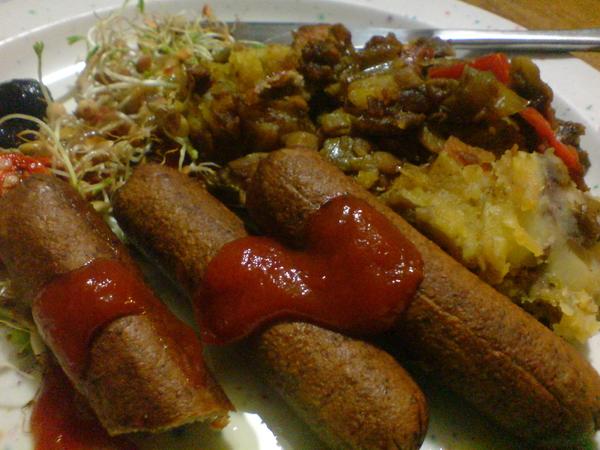 I like sausages