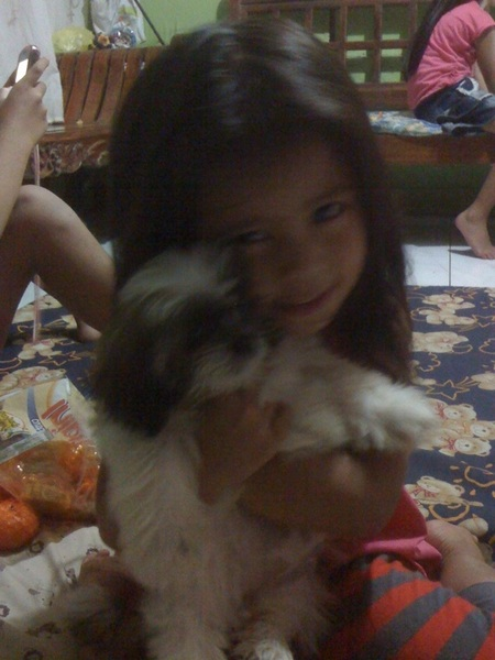 Bebelle with cassey :)