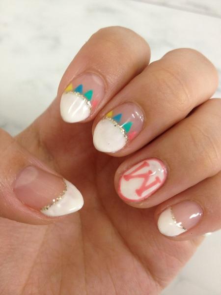 SUMMER nail♡