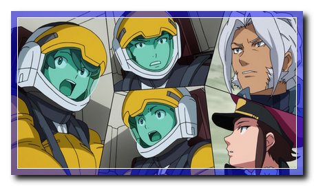 #GundamAGE ep23 blog pics #anime