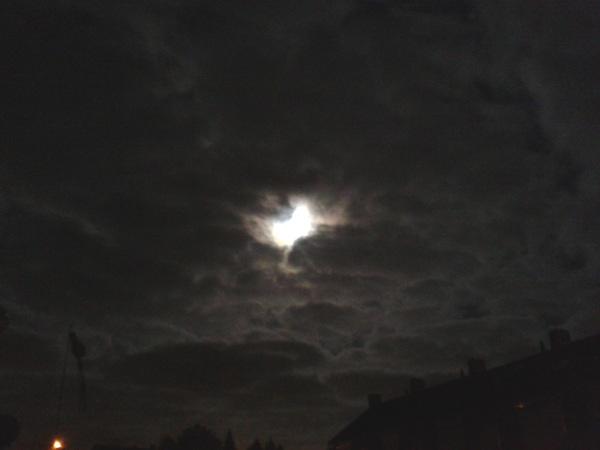 helwijk bij nacht #buienradar