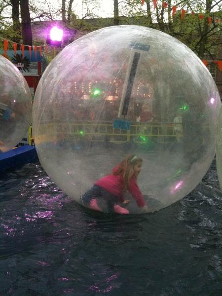 In de bubbel