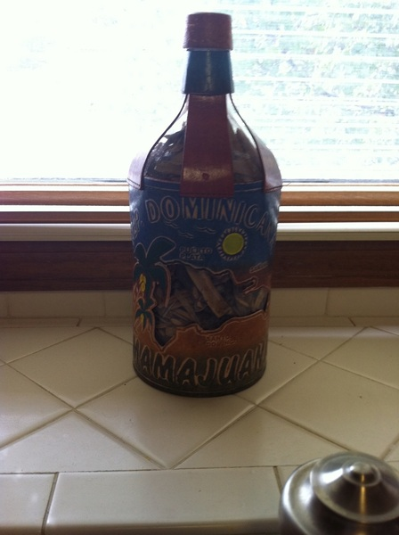 Has anyone ever made or drank this? #mamajuana