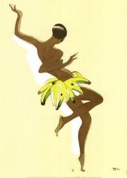 12/4/1975 – Muere Joséphine Baker, bailarina de la Revue Nègre que escandalizó vestida con una falda de plátanos.