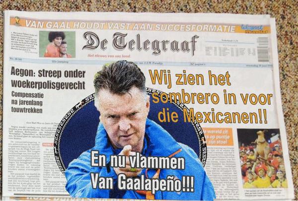 ja @jor_id je had gelijk #studio140 #vangaal #telegraaf #nedmex