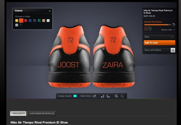 customize my nike shoes