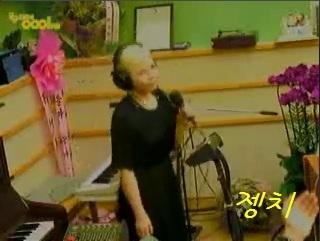 #Sukira Guest performing Ain't no Mountain high enough~