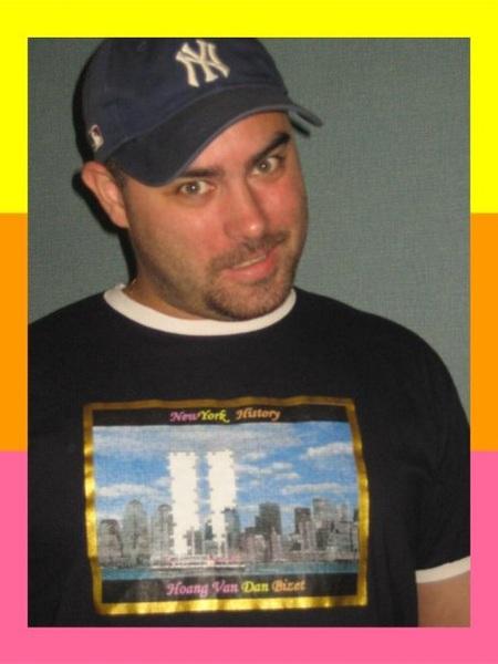 T-Shirt Marine NewYorK History By Me_002