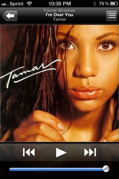 I'm so feeling this track by @TamarBraxtonHer... That album had some bangers on it!!