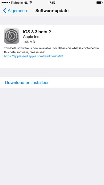 ios downloaden