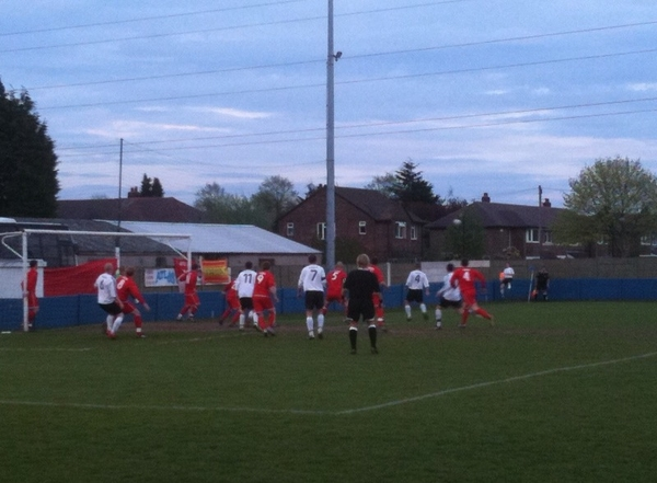 AFC Liverpool 0-1 Cheadle Town Ht