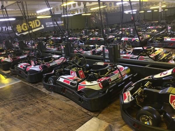 Karting!