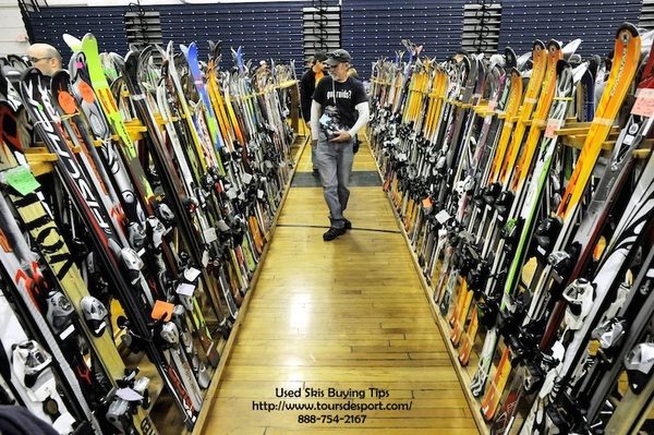 Considering buying a used skis? Here's some tips!