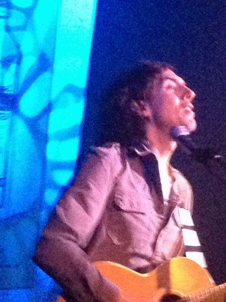 Snow Patrol live in the Bushmills distillery....awesome!!!
