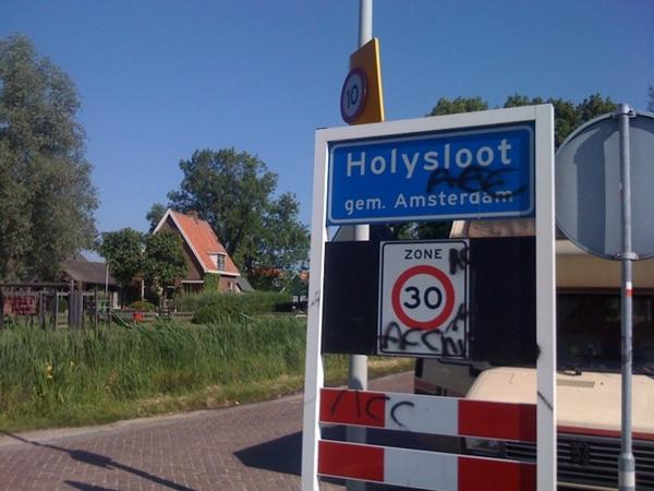 Yes, I found Holysloot!