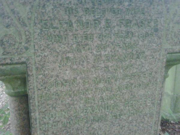 Fettes Ancestry, Glasgow, Scotland.