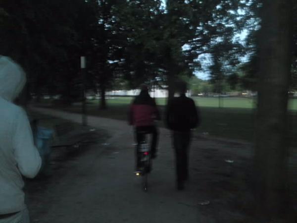 beetje juliana park smorgens op je beeldscherm #Venlo..helemaal draan na queensday #Eindhoven