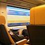 Het blijft een leuk gezicht: intercity-race