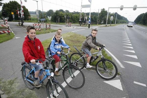 ik ben lekker op de fiets! #rabodbr