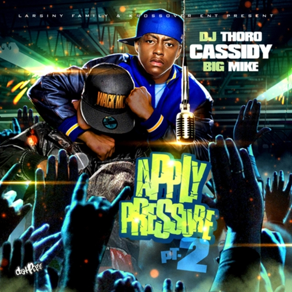 #NowPlaying: ♬ 'Man Up (ft. @OfficialDragOn )' - @CASSIDY_LARSINY ♪