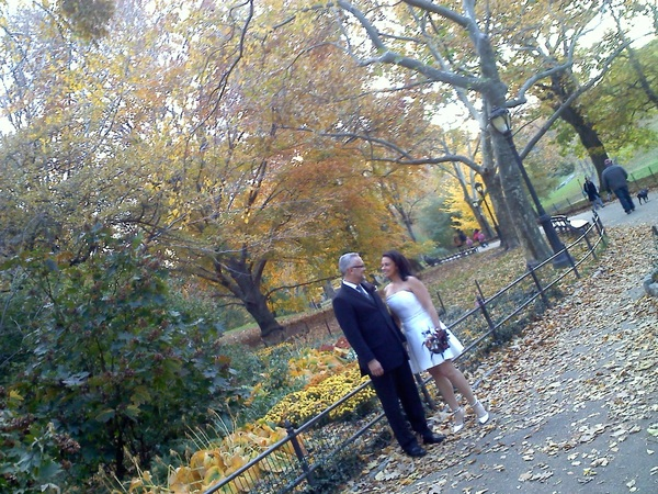 #Wedding in Central Park! #Taos #NM #photographer