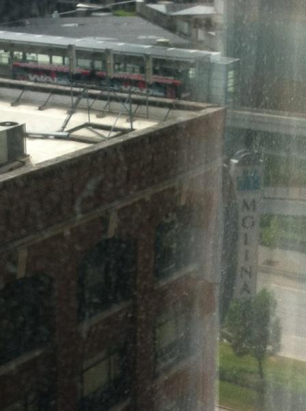 Buenos días desde la cuna mundial de la Automocion, Detroit.  @MiguelMolinaM2 estas en todas partes!