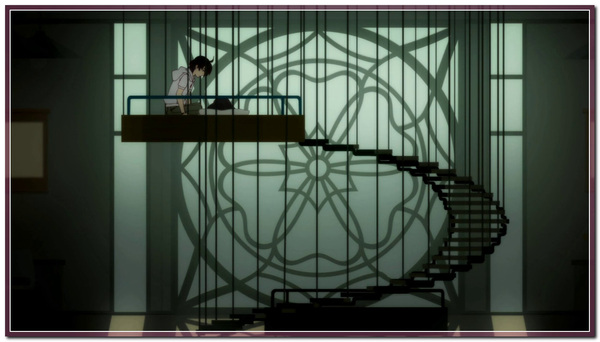 #Nisemonogatari ep11 title pic #anime