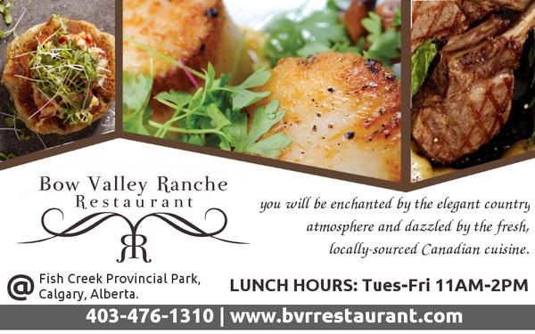 Favourite Restaurant In Calgary