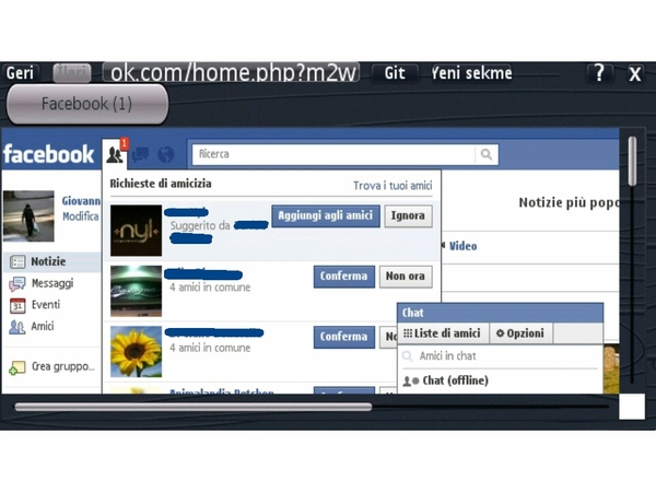 Cool #symbian #qtwebkit #webrowser GezinGen
