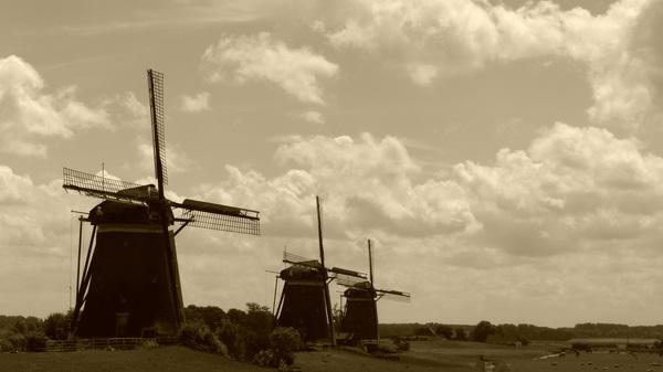 Oud-Hollands plaatje uit 2017 #buienradar