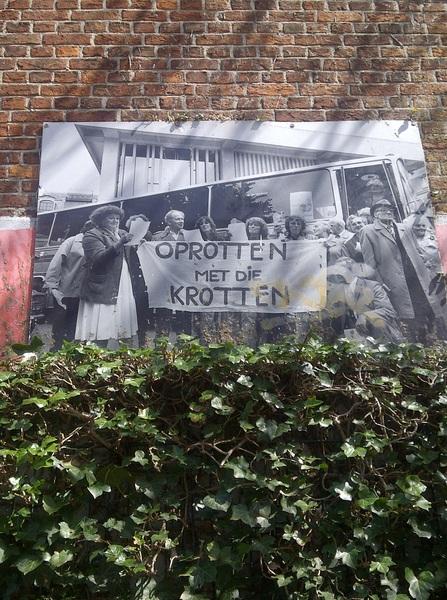 Oprotten met die krotten #schilderswijk