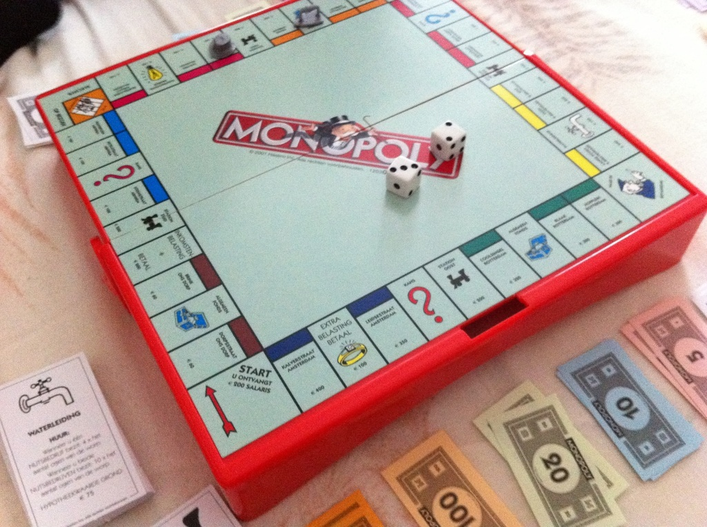 Монополия классик своими руками 38