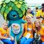 Amazones @nicole23dd @rixtvanderhorst en @vermeulendemi bij de Welcome party in het Olympische dorp bij de Paralympics @rio2016 @tomrio2016 @knhsnederland #ruitersinoranje #equestrian #twohearts #paradressage