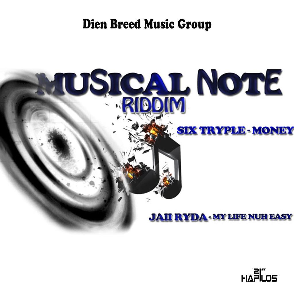 VARIOUS ARTISTS - MUSICAL NOTE RIDDIM #ITUNES 8/25/17 @JaiiRyda