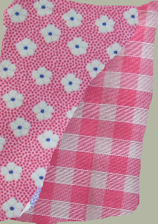 Fabrics chosen for glasses & phone cases