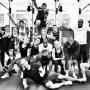 Monkey business 2.0! Vanmiddag gaven @coachjaybreidel en @larznl opnieuw een toffe HIIT workout in onze gym in Oost! 🐒#apenkooien #hiit