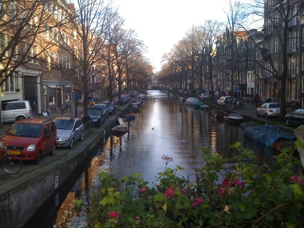 Amsterdam never bores... Egelantiersgracht