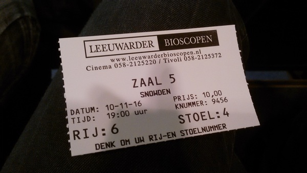 Met @FrackNL naar de film!
